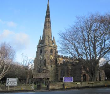 Sefton St Helen's Church